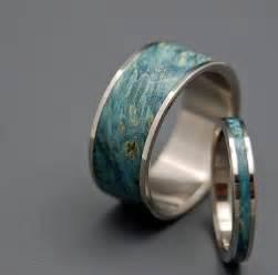 original wedding rings 5 unique wedding band sets wedding