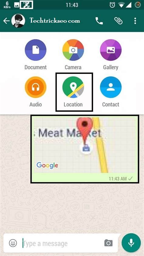 iphone spoof location 100 working how to send location on whatsapp