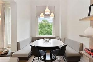 Banquette Salle A Manger : banquette de salle manger simple banc avec dossier pour ~ Premium-room.com Idées de Décoration