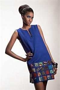 modele de robe en pagne uniwax pagne africain mod les de With modele de robe en pagne