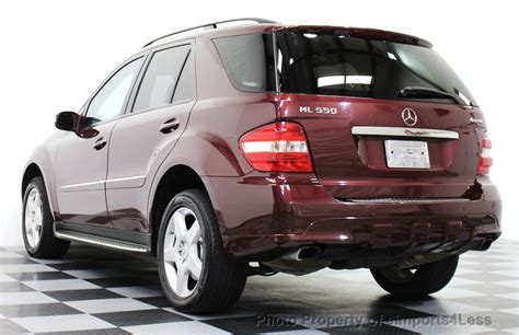 Search over 2,400 listings to find the best local deals. 2008 Used Mercedes-Benz ML550 V8 4MATIC AWD AMG SPORT ...