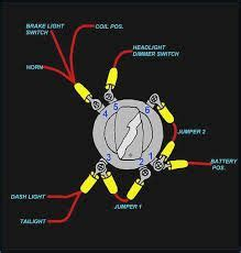 Image Result For Motorcycle Ignition Switch Wiring Diagram