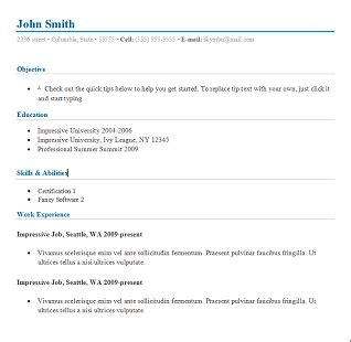 Make Your Own Resume by Acting Resume Template Build Your Own Resume Now Make
