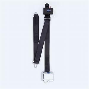 Retractable Combination Lap  U0026 Shoulder Belt With Height