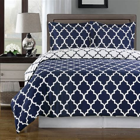 Blue And White Duvet Cover by Navy Blue And White Duvet Cover Home Furniture Design