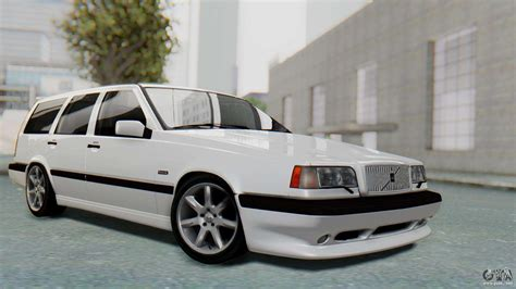850r Volvo by Volvo 850r 1997 Tunable For Gta San Andreas