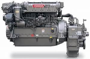 Used Yanmar Marine Engines For Sale