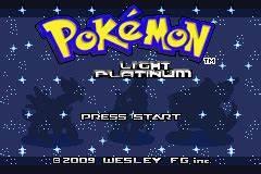 Pokemon Light Platinum Final Version Gba Download Pokemon Light Platinum English Download Yzevemydo