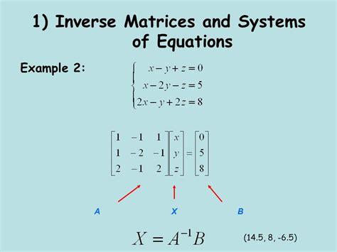 inverse matrix  berechnen berechnen sie die inverse