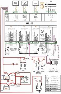 Pump Control Panel Wiring Diagram Schematic