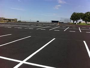 Seal Coating   stripe-a-zone  Parking