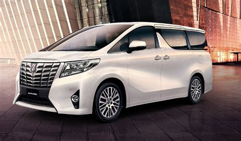 New 2019 Toyota Alphard Release And Price  Car Design Arena