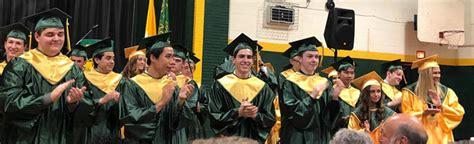 graduation nativity bvm high school