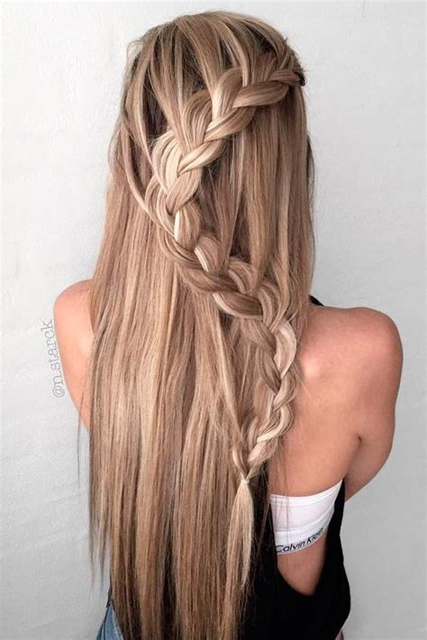 Braided Hairstyles For Hair For by 10 Easy Stylish Braided Hairstyles For Hair 2019