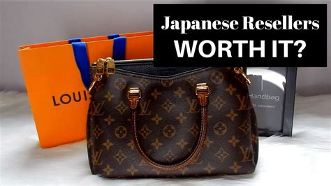 worth  ebay japanese resellers louis vuitton youtube