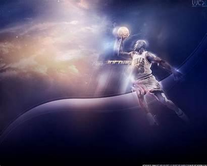 Jordan Michael Wallpapers Dunk Sky Basketball Nba