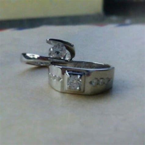 pin by swalayan perak jogja on cincin kawin