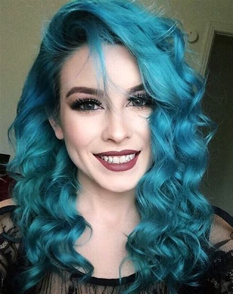 16 Top Mermaid Blue Hair Ideas 2018 Trend Lovely Locks