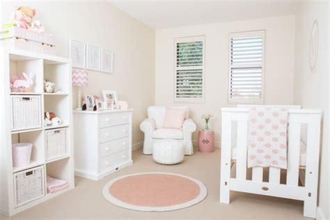 id馥 d馗oration chambre fille deco chambre bebe fille pastel