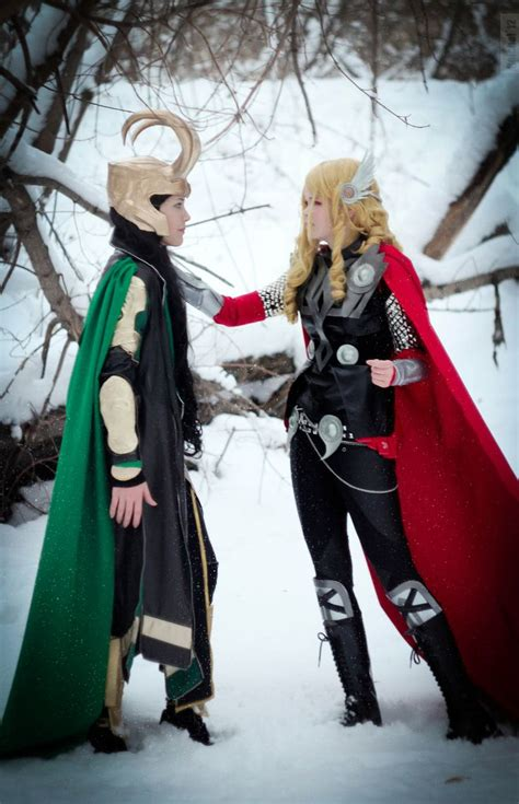 Amazing And Beautiful Thor X Loki By Takada Rem