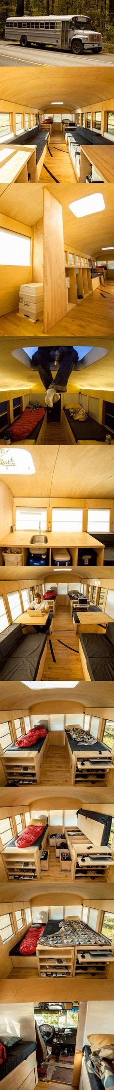 School Converted Into Small Home By Architecture Student by Cing Tents For Truck Box Tent In Buy And Sell