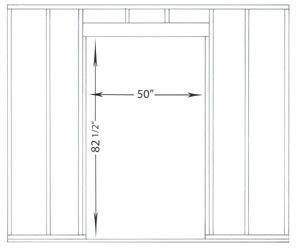 Framing Sliding Closet Doors by Exploring Closet Door Types How To