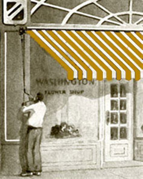 preservation      awnings  historic