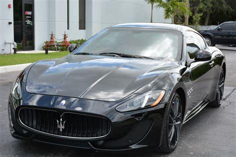 Maserati Used Price by Used 2017 Maserati Granturismo Sport For Sale 84 900