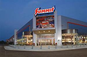 Sema Fab Four  Project Vehicles With Summit Flare Set For