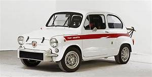 I Love The Old Abarth  Engine Was So Large They Couldn U0026 39 T
