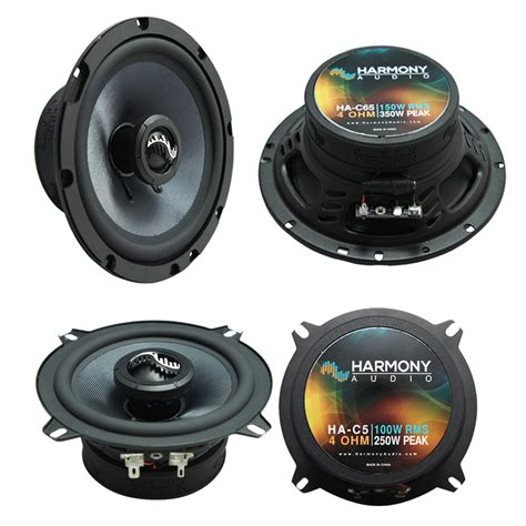 fits gmc 2007 2013 factory premium speaker replacement harmony c65 c5 package new ha