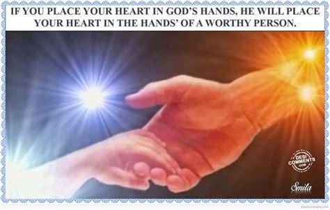 place  heart  gods hands desicommentscom