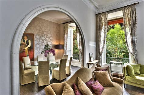 dubai cuisine appartement de luxe à la décoration chic bourgeois