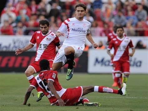 Sevilla vs Rayo Vallecano: El resumen y goles del partido ...