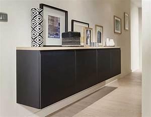 les 25 meilleures idees concernant meuble tv suspendu sur With meuble bibliotheque bureau integre 0 le bureau avec etagare designs creatifs archzine fr