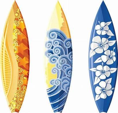 Surfboard Vector Illustration Surfboards Designs Illustrations Clip