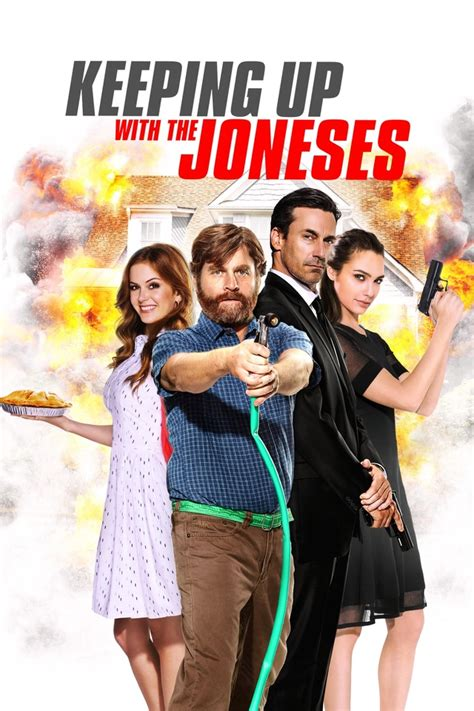 review keeping up with the joneses 2016 dave