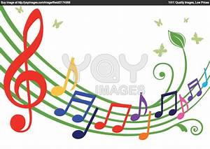 Colorful Music Notes Border | Clipart Panda - Free Clipart ...