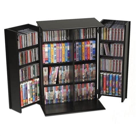 cd dvd storage cabinet prepac locking cd dvd media storage cabinet black ebay