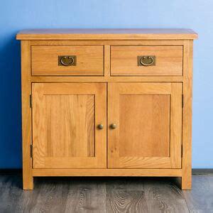 Rustic Oak Small Sideboard by Surrey Oak Small Sideboard Solid Wood Sideboard Rustic