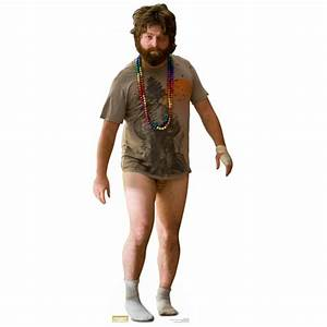 The Hangover Alan Garner Lifesized Standup