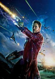 Movie Star Lord Marvel