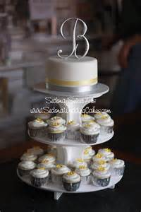 wedding cake and cupcakes cupcake towers sedona wedding cakes