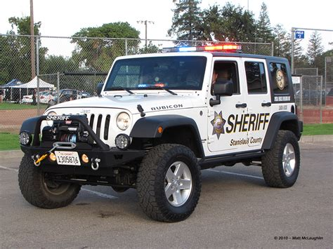 police jeep wrangler menlo park ripon police emergency vehicle show