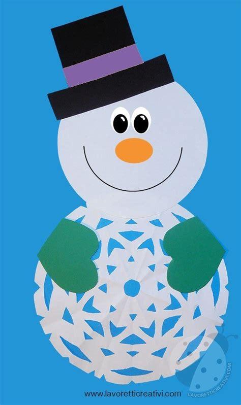 come fare un pupazzo di neve con bicchieri di plastica come realizzare un pupazzo di neve con un fiocco di neve