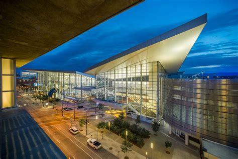 colorado convention center expansion clutch design