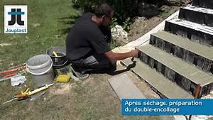 Coffrage Terrasse Beton : escalier exterieur sans coffrage ni b ton modulesca youtube ~ Medecine-chirurgie-esthetiques.com Avis de Voitures