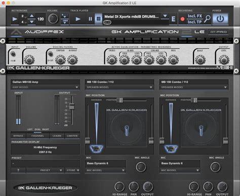 Free Guitar Amp & Speaker Simulation Software