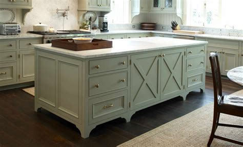 free standing kitchen island pros and cons of freestanding kitchen cabinets in modern times 3572