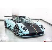 Pagani Cars  News Unveils Exclusive One Off 760RSJX